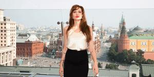 Angelina Jolie beauty secret