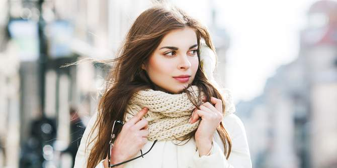 winter hair problem and solution