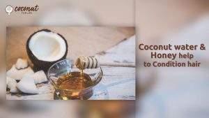 honey for hair